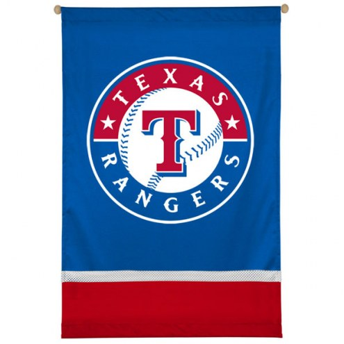 Texas Rangers Sidelines Wall Hanging