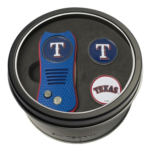 Texas Rangers Switchfix Golf Divot Tool & Ball Markers