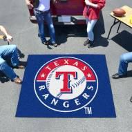 Texas Rangers Tailgate Mat