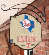 Texas Rangers Tavern Sign