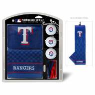 Texas Rangers Golf Gift Set