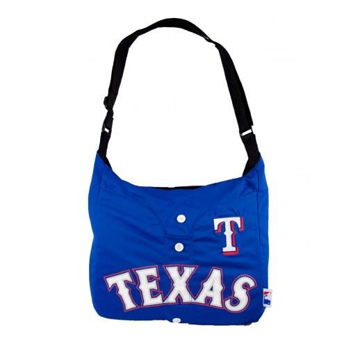 Texas Rangers Team Jersey Tote