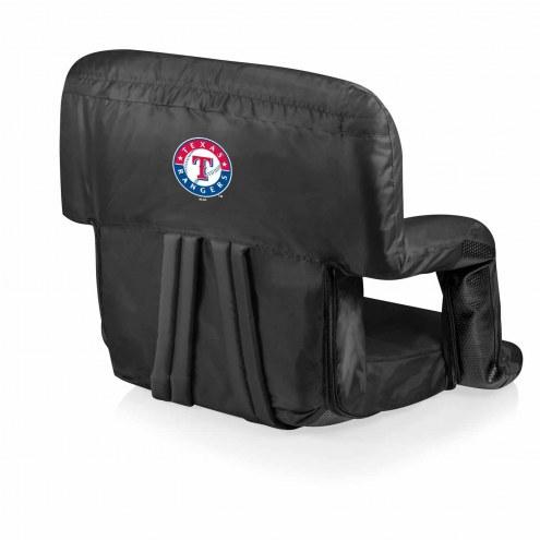 Texas Rangers Ventura Portable Outdoor Recliner