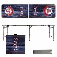 Texas Rangers Victory Folding Tailgate Table