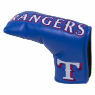 Texas Rangers Vintage Golf Blade Putter Cover