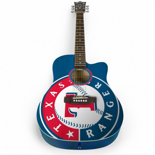 Texas Rangers Woodrow Acoustic Guitar