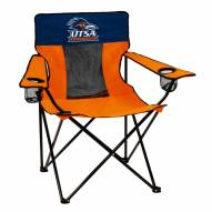 Texas San Antonio Roadrunners Elite Tailgating Chair