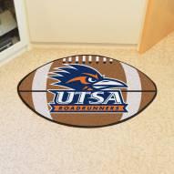 Texas San Antonio Roadrunners Football Floor Mat
