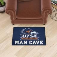 Texas San Antonio Roadrunners Man Cave Starter Mat