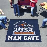 Texas San Antonio Roadrunners Man Cave Tailgate Mat