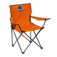 Texas San Antonio Roadrunners Quad Folding Chair