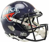 Texas San Antonio Roadrunners Riddell Speed Full Size Authentic Football Helmet