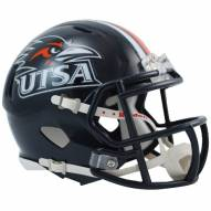 Texas San Antonio Roadrunners Riddell Speed Mini Collectible Football Helmet