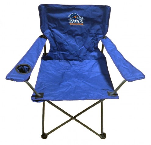 Texas San Antonio Roadrunners Rivalry Folding Chair