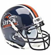 Texas San Antonio Roadrunners Schutt Mini Football Helmet