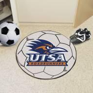 Texas San Antonio Roadrunners Soccer Ball Mat