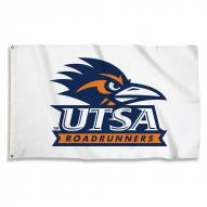 Texas San Antonio Roadrunners White 3' x 5' Flag