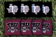 Texas Southern Tigers Cornhole Bag Set