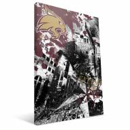 "Texas State Bobcats 16"" x 24"" Spirit Canvas Print"