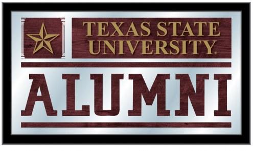 Texas State Bobcats Alumni Mirror