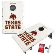 Texas State Bobcats Baggo Bean Bag Toss