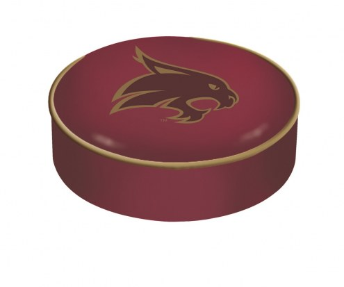 Texas State Bobcats Bar Stool Seat Cover