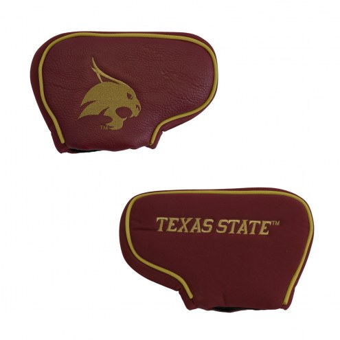 Texas State Bobcats Blade Putter Headcover