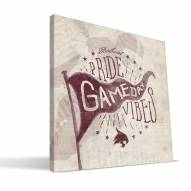 Texas State Bobcats Gameday Vibes Canvas Print
