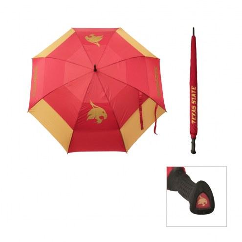 Texas State Bobcats Golf Umbrella