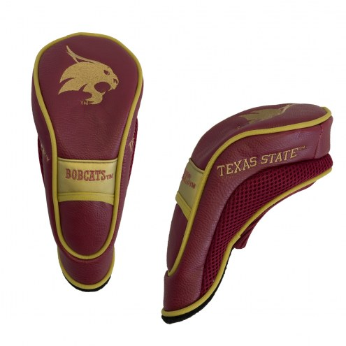 Texas State Bobcats Hybrid Golf Head Cover