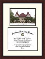 Texas State Bobcats Legacy Scholar Diploma Frame