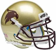 Texas State Bobcats Schutt XP Collectible Full Size Football Helmet