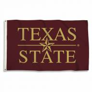 Texas State Bobcats State 3' x 5' Flag
