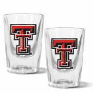 Texas Tech Red Raiders 2 oz. Prism Shot Glass Set