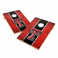 Texas Tech Red Raiders 2' x 3' Vintage Wood Cornhole Game