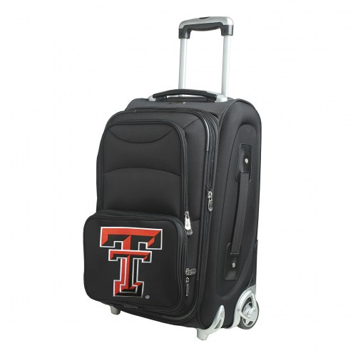 """Texas Tech Red Raiders 21"""" Carry-On Luggage"""