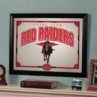 "Texas Tech Red Raiders 23"" x 18"" Mirror"