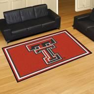 Texas Tech Red Raiders 5' x 8' Area Rug