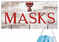 "Texas Tech Red Raiders 6"" x 12"" Mask Holder"
