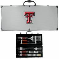 Texas Tech Red Raiders 8 Piece Tailgater BBQ Set