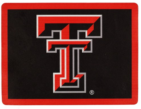 Texas Tech Red Raiders Address Logo