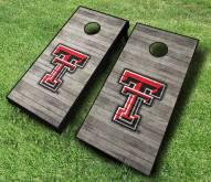Texas Tech Red Raiders Cornhole Board Set