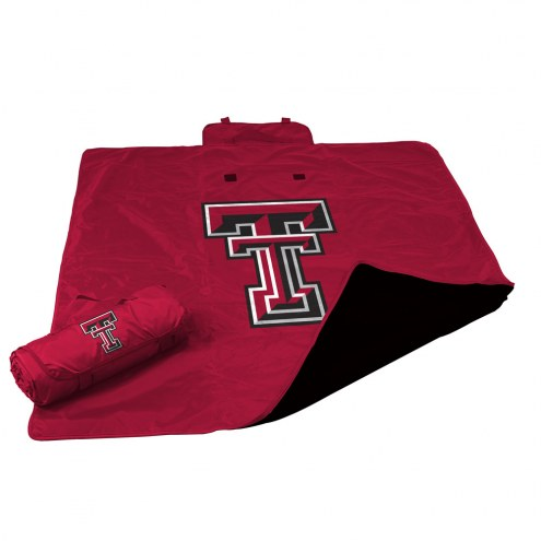 Texas Tech Red Raiders All Weather Blanket