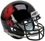 Texas Tech Red Raiders Alternate 11 Schutt Mini Football Helmet