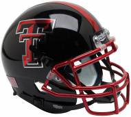 Texas Tech Red Raiders Alternate 12 Schutt XP Authentic Full Size Football Helmet