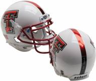 Texas Tech Red Raiders Alternate 13 Schutt XP Authentic Full Size Football Helmet