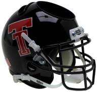 Texas Tech Red Raiders Alternate 15 Schutt Football Helmet Desk Caddy