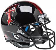 Texas Tech Red Raiders Alternate 4 Schutt Mini Football Helmet
