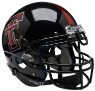 Texas Tech Red Raiders Alternate 4 Schutt XP Authentic Full Size Football Helmet