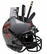 Texas Tech Red Raiders Alternate 6 Schutt Football Helmet Desk Caddy